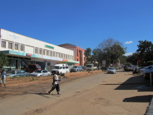 lilongwe old town