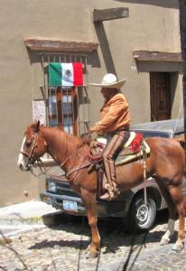 parade rider
