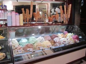 gelato cart idea