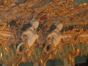 Fenice ceiling
