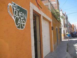 El Buen Cafe, San Jorge 26