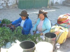 Women in market