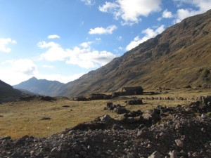 Living in the Andes