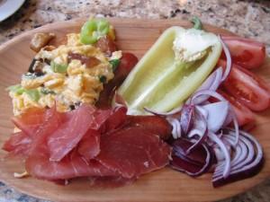 Breakfast at the Gerloczy Café