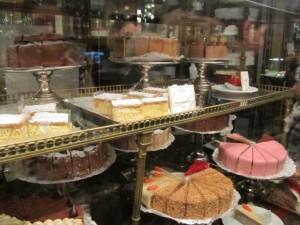 Budapest Bakery Selection